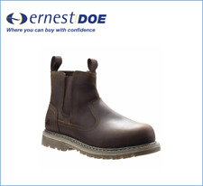 Amblers Safety AS101 Alice Brown Ladies Safety Boots