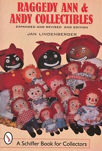 Raggedy Ann and Andy Doll Collectibles / Illustrated Book + Values