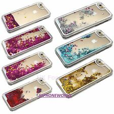 Liquid Water Shiny Floating Stars Glitter Transparent Case for Samsung GalaxyS6