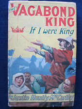 THE VAGABOND KING Vintage Photoplay of JEANETTE MACDONALD Early Talking Film