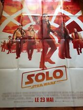 Affiche Neuve 120x160 « Solo : A Star Wars Story »