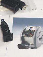 INFICON, VORTEX, Refrigerant Recovery Unit, Circuit Breaker 10A, #062-0079