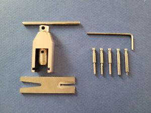 Extracteur pignon moteur / roue axe 0,8 mm à 4 mm modélisme train 0 HO N...