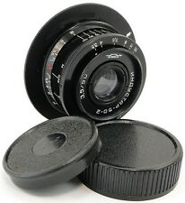 1970! =First Release= INDUSTAR 50-2 Lens Canon EOS EF Mount 6D 7D 5D MARK II III