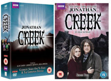 JONATHAN CREEK - Complete Series 1 2 3 4 5 + Specials (NEW DVD R4)