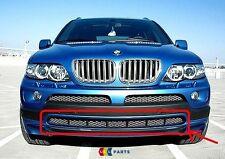 BMW Genuine x5 e53 LCI 2003-2006 Paraurti Anteriore Centro TITAN Mesh Grill 7123956