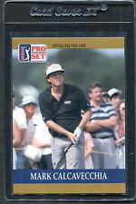 1990 Pro Set Golf Mark Calcavecchia #31 Mint