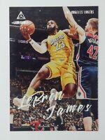 2019-20 Panini Chronicles Luminance LeBron James #162, Los Angeles Lakers