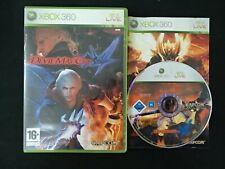 Xbox 360 ★ Devil May Cry 4 ★ UK/ESP