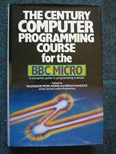 The Century Computer Programming Course for the BBC Micro Hardback Book VGC