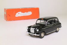 Somerville White Metal; Austin FX4 London Taxi; Black, Kit Built Very Good Boxed