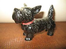 Tierfigur-Hund-Terrier, Goebel? schwarz