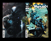Batman 102 Set Cover A and Mattina Variant 11/4/20. Ghost Maker *FREE SHIPPING*