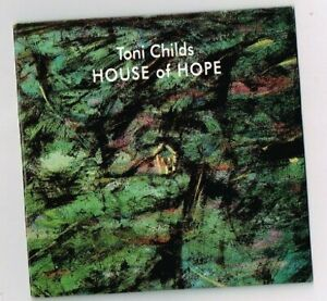TONI CHILDS HOUSE OF HOPE    Cd M13