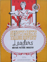 Showmen's Trade Review 1-19-46 Leading Stars & Films - GARLAND - CROSBY - GRABLE