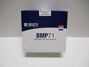 Brady M71-R4300 Black print ribbon BMP71 cartridge 2 in W 150 ft L