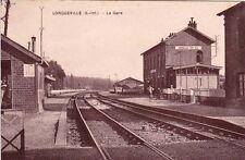 LONGUEVILLE la gare