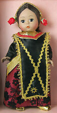 "Madame Alexander 578 INDONESIAN GIRL DOLL in Costume 8"" in Box"