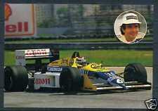 CP SPORT, AUTOMOBILE, GP Monaco, Williams, N. Piquet