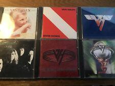 Van Halen [6 CD Alben] 5150 + II + OU812 + 1984 + Diver Down + Unlawful Carnal