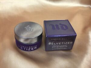 ONE URBAN DECAY VELVETIZER TRANSLUCENT FORMULA MIX IN MEDIUM 8g or 4g NEW IN BOX