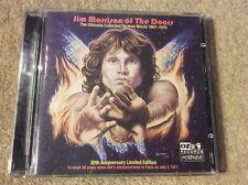 Rare Jim Morrison (The Doors) Collected Spoken Words 1967-1970 Ltd Edition 2 CD