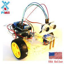 Pimill Arduino Obstacle Avoiding Robot Car Kit