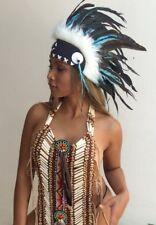 Federhaube Indianer Kopfschmuck War bonnet Coiffe Indienne Little Big Horn