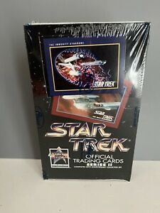 Star Trek Official Trading Cards Series 2 25th Anniversary Collector Set SEALED