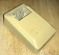 1984 Apple Macintosh Original Style Beige MOUSE Model M0100 EMPTY HOUSING Parts