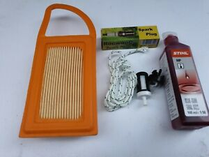 STIHL BR500 BR550 BR600 BACK PACK PETROL BLOWERS, COMP SERVICE KIT