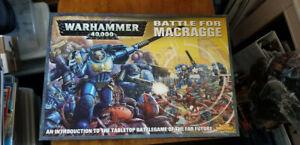 Warhammer 40k Battle For Macragge Complete OOP Starter