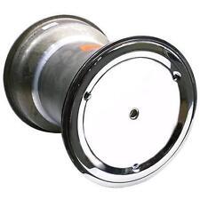 Weld Splined 15 x 17 In Magnum Sprint Gold Wheel, 6 In Offset, Beadlock/Cover
