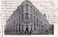 ARGENTINA - Buenos Aires - Edificio Central del Correo 1902