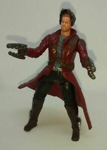 """Loose 5"""" Action Figure - Peter Quill - Star Lord - Guardians Of The Galaxy"""