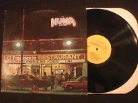 The Numa Band - S/T - 1980 Vinyl 12'' Lp./ VG+/ Prog Jazz Rock Fusion