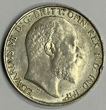 Great Britain Silver Florin Edward VII 1903 Nice