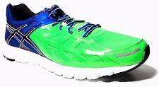 ASICS Men's GEL-Lyte33 Running Shoe,Apple Green/Black/Bright Blue,12.5 M US