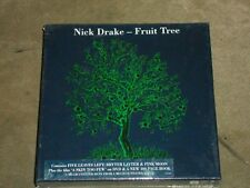 Fruit Tree [3CD/1DVD] [Box] by Nick Drake (CD, Nov-2007, 4 Discs, Island) sealed
