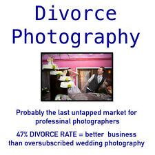 www Divorce Photography co.uk =Divorce rate @ 42% = HUGE photographer Income💰