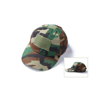 Outdoor Military Camouflage Baseball Cap Adjustable Tactical Hunting Headwear