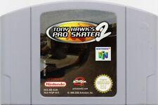 Nintendo 64: Tony Hawk's Pro Skater 2