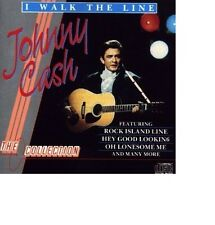 Johnny CASH I Walk The Line-THE COLLECTION NUOVO