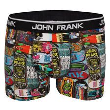 BOXER INTIMO JOHN FRANK SKATE TG M COD JFB71 - 9M