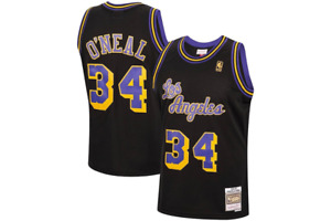 Mitchell & Ness NBA Reload Swingman Shaquille O´Neal Lakers Jersey SMJYCP19273
