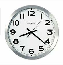 Howard Miller Round Wall Clock, 15-3/4in, EA - MIL625450