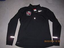 599562275 NEW MENS NIKE EAST RUGBY ELEMENT DRI-FIT HALF ZIP TOP - LARGE - UNIQUE