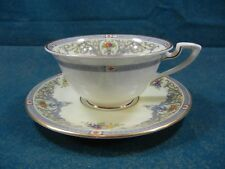 Royal Worcester Pattern Z535 The Duchess Cup and Saucer Set(s)