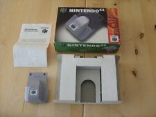Genuine Nintendo 64 Rumble Pak-N64-Probado-en Caja