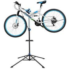 Pro Adjustable Bike Repair Stand Workstand Bicycle Rack Holder With Tool